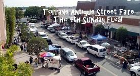 Torrance Street Faire - sbbj