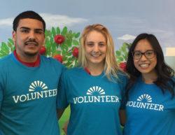 BCHD volunteer