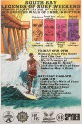 Surfer's Walk of Fame Induction