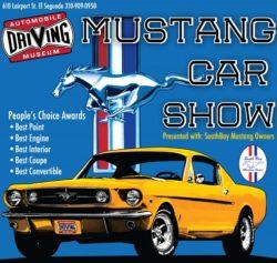 ADM Mustang Car Show
