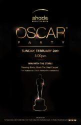 Shade Oscar Party